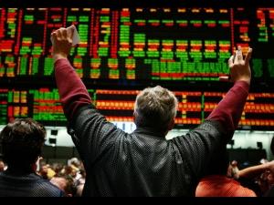Sensex Ends Over 80 Points Higher