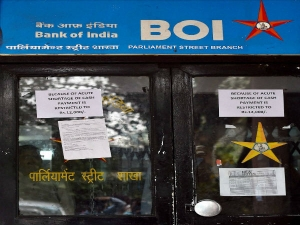 Rbi Puts Bank India Under Prompt Corrective Action