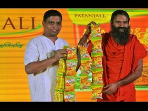 Baba Ramdev Balkrishna Patanjali S Success