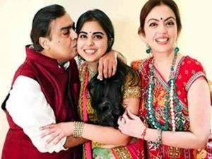 Mukesh Ambani Credits Daughter Isha Rjio