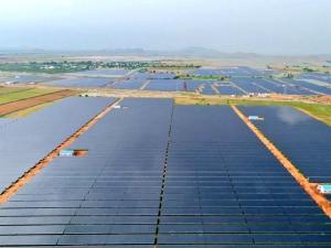 World S Largest Solar Park Launched Karnataka