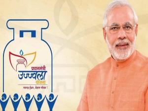 Pm Modi Interact With Beneficiaries Ujjwala Yojana