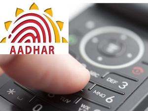 Aadhaar Is Not Mandatory Here S List Things