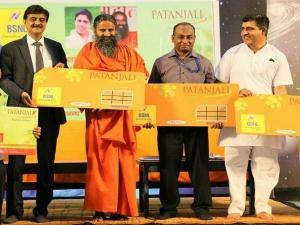 Baba Ramdev S Patanjali Launches Swadeshi Samriddhi Sim Card