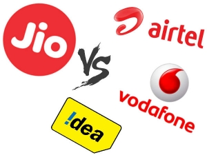 Reliance Jio Vs Airtel Vs Vodafone Here Is Prepaid Recharge