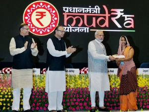 Mudra Yojana Finance Ministry Ties Up With E Commerce Firms