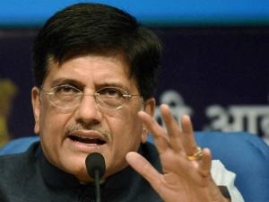 Piyush Goyal Promises Help 11 Banks Under Rbi Watch