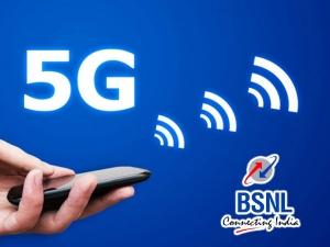 Bsnl Plans Roll 5g Network India
