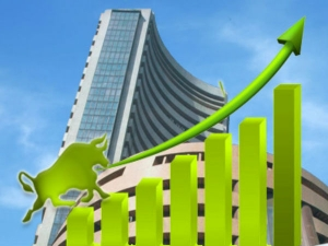 Sensex Nifty Open At Another Record High