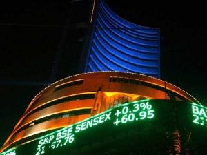 Sensex Closes At New Record Nifty Manages Close Above 11