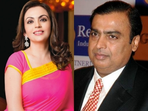 Reliance Industries Chairman Mukesh Ambani Now World S 11th
