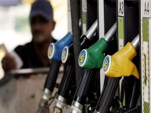 Petrol Diesel Prices Hiked Today