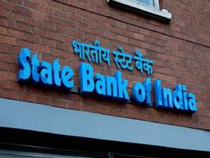 Sbi Reports Rs 4 876 Crore Loss Q