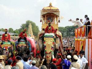 Mysore Dasara Festival Rs 25 Crore Grant Proposal