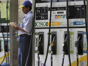 Petrol Diesel Prices Hit All Time High
