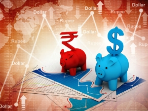 Rupee Hits Record Low 72 90 Against Us Dollar