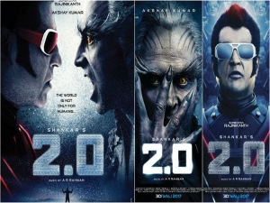 Rajinikanth Akshay Kumar S 2 0 Has Earned Rs 370 Crore