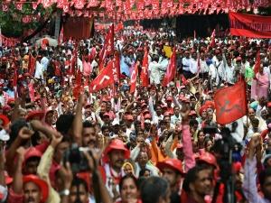 Farmers Protest Challenges Pm Modi