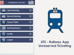 Book Long Distance Unreserved Tickets On Your Mobile Indian