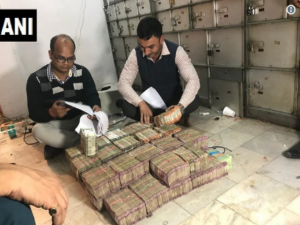 Income Tax It Department Seize 5 5 Crore