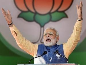 Narendra Modi Government Spent Rs 5 245 Crore On Publicity