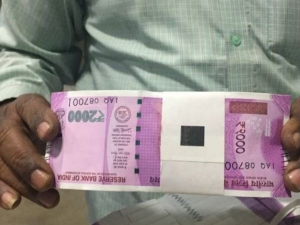 India Government Stops Printing New Rs 2 000 Notes