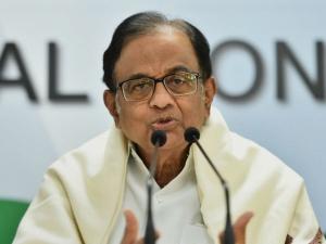 P Chidambaram Twitter Demonetisation Unemployment Interim Budget