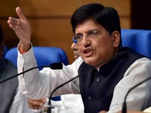 Fm Piyush Goyal Unveils Modi Govt S 10 Point Vision