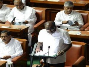 Karnataka Budget 2019 Complete Details On Popular Plans H D
