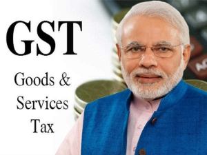 Gst Collection Dips Rs 97 247 Crore February