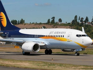 Jet Airways Plane Seized Over Non Payment Of Dues