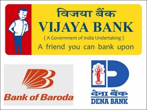 From April 1st Vijaya Bank Dena Bank Merger With Bank Baroda