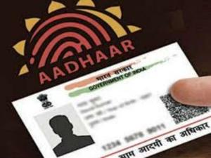 Uidai Alert Plastic Aadhaar Or Smart Aadhaar Card Is Not Val