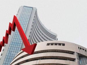 Sensex Falls Below 39 Thousand Mark Here Are The Factors Dragging Market