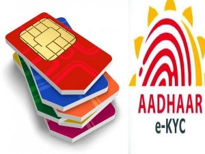 No Aadhaar Card Needed Soon Get Sim Card Under New System