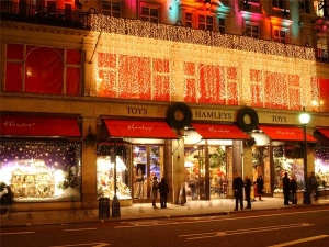 Reliance Acquire 250 Year British Toy Retailer Hamleys