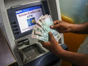 Rbi Asks Banks To Grout Atms To Wall Pillar Or Floor To Enh