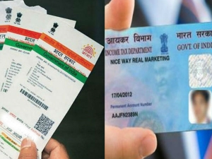 Those Who Do Not Have A Pan Can Use Aadhaar Card For Itr Sub