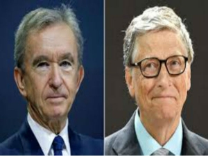 Bernard Arnault Overtakes Bill Gates To Become World S Secon