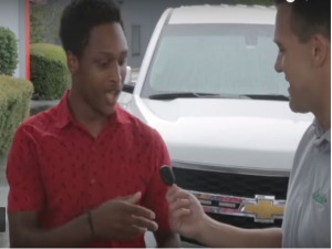 Ceo Gifts His Car College Student Who Walked 20 Miles Work