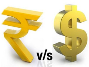 Rupee Hits Time Low Against The Dollar