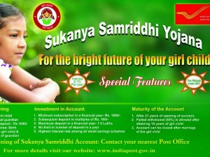 Sukanya Samriddhi Yojana Minimum Annual Deposit Slashed Rs