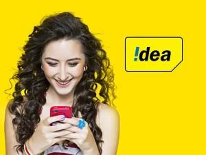 Idea Cellular Unveils New Rs 159 Prepaid Pack Offers 1gb Da