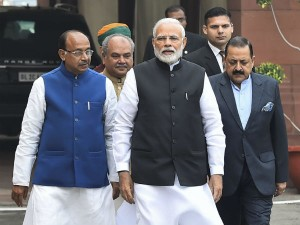 Govt Likely Announce Rs 4 Lakh Crore Farm Loan Waivers Win B