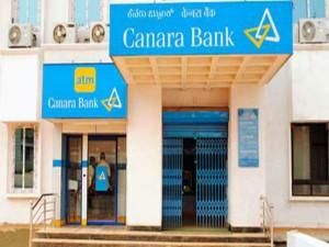 Canara Bank Q3 Profit Rises 3 8 Percent