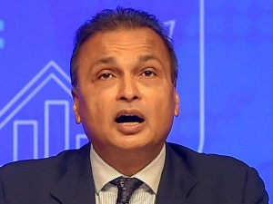 Reliance Group Shares Fall After Anil Ambani Found Guilty Co