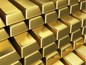 Gold Is Shining Once Again As Central Bankers Go On Buying S