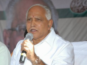 Cm B S Yeddyurappa Directed To Extend Crop Insurance Last D