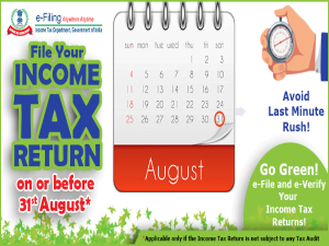 How To File Income Tax Return Filing Here S Your Step By St
