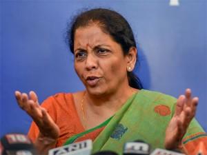 Finance Minister Nirmala Sitharaman Promises Cut In Corporat